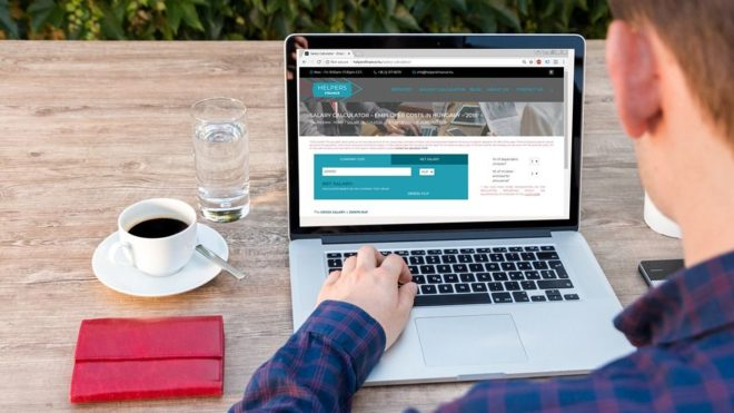 Hungarian salary calculator available – in English, online